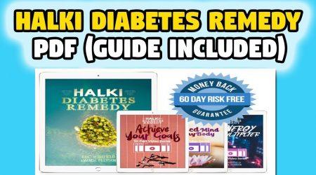 Halki Diabetes Remedy #1 Mega Offer